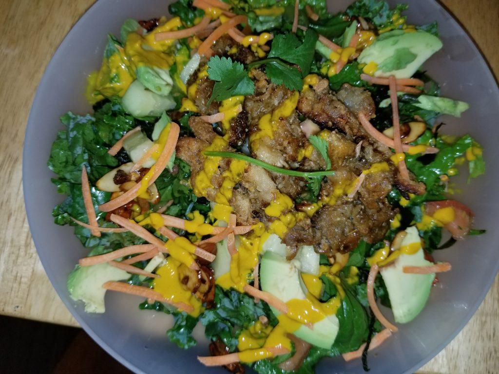 Succulent Seductive Salad